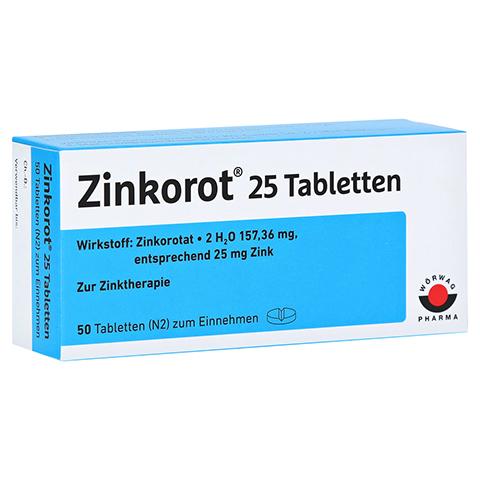 Zinkorot 25 50 Stück N2