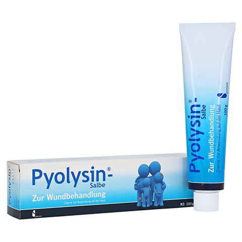 Pyolysin-Salbe 100 Gramm N3