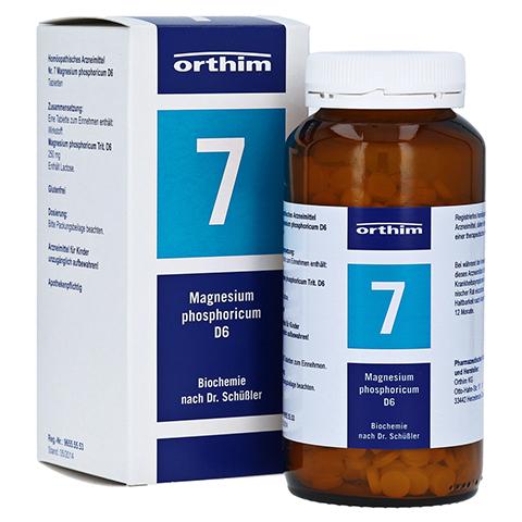 BIOCHEMIE Orthim 7 Magnesium phosphoricum D 6 Tab. 800 Stück