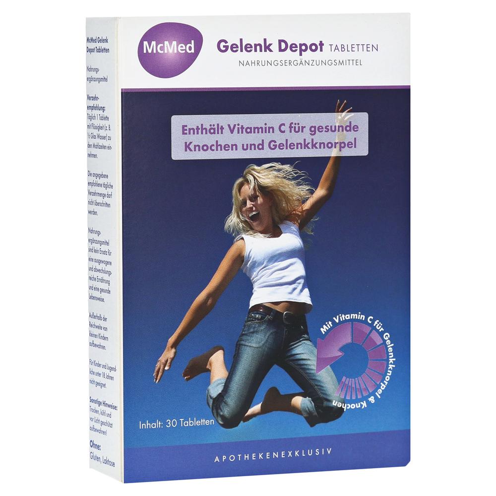 Pharma Netzwerk PNW GmbH MCMED Gelenk Depot Tabletten 30 Stück