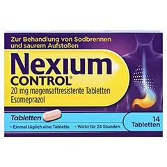 Nexium Control 14 Stück - Vorderseite