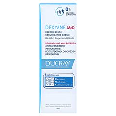 Ducray Dexyane MeD Creme 100 Milliliter - Vorderseite