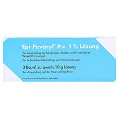 Epi-Pevaryl P.v. 1% Lösung 3x10 Gramm N1 - Vorderseite