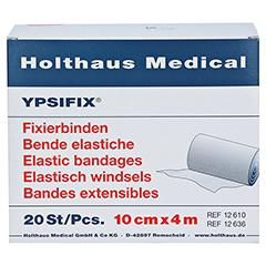 FIXIERBINDE Ypsifix elastisch 10 cmx4 m lose 20 Stück - Vorderseite