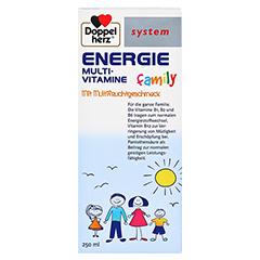 DOPPELHERZ Energie family system flüssig 250 Milliliter - Vorderseite