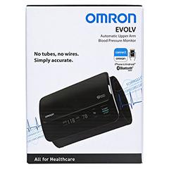 OMRON EVOLV all-in-one Oberarm Blutdruckmessgerät 1 Stück - Vorderseite