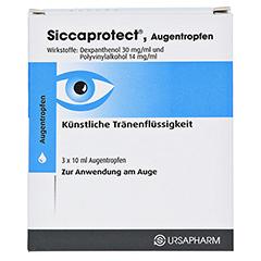 Siccaprotect 3x10 Milliliter N3 - Vorderseite