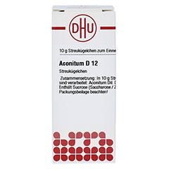 ACONITUM D 12 Globuli 10 Gramm N1 - Vorderseite