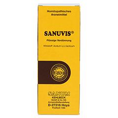 SANUVIS Tropfen 100 Milliliter N2 - Vorderseite
