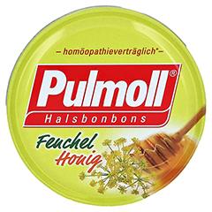 PULMOLL Fenchel-Honig Bonbons 75 Gramm - Vorderseite