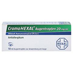 CromoHEXAL 10 Milliliter - Vorderseite