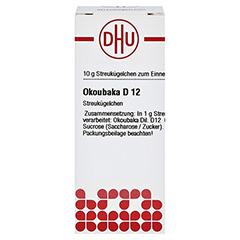OKOUBAKA D 12 Globuli 10 Gramm N1 - Vorderseite