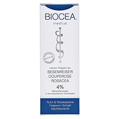 Biocea Besenreiser Couperose Creme 30 Milliliter - Vorderseite
