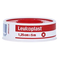 LEUKOPLAST 1,25 cmx5 m 1 Stück - Vorderseite
