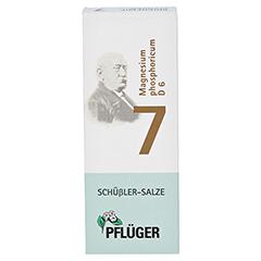 BIOCHEMIE Pflüger 7 Magnesium phosph.D 6 Tabletten 100 Stück N1 - Vorderseite