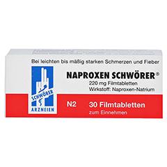 Naproxen Schwörer 30 Stück N2 - Vorderseite