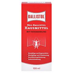 NEO BALLISTOL Hausmittel flüssig 100 Milliliter - Vorderseite