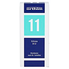 BIOCHEMIE Orthim 11 Silicea D 12 Tabletten 400 Stück N3 - Vorderseite