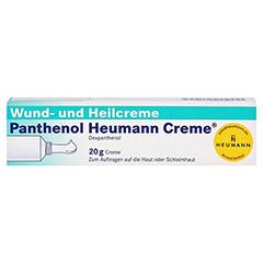 Panthenol Heumann 20 Gramm - Vorderseite