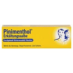 Pinimenthol Erkältungssalbe 20 Gramm N1 - Vorderseite