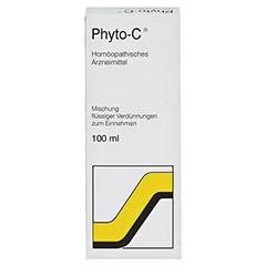 PHYTO C Tropfen 100 Milliliter N2 - Vorderseite