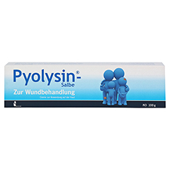 Pyolysin-Salbe 100 Gramm N3 - Vorderseite
