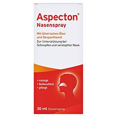 ASPECTON Nasenspray 30 Milliliter - Vorderseite