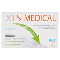 XLS Medical Fettbinder Tabletten 60 Stück - Vorderseite