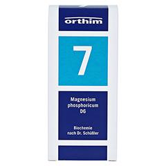 BIOCHEMIE Orthim 7 Magnesium phosphoricum D 6 Tab. 800 Stück - Vorderseite