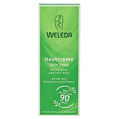 WELEDA Skin Food Hautcreme 75 Milliliter - Vorderseite