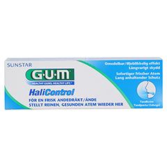 GUM HaliControl Zahngel 75 Milliliter - Vorderseite