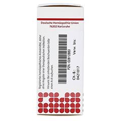 ACONITUM D 12 Globuli 10 Gramm N1 - Linke Seite