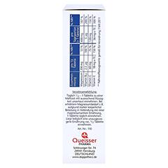 DOPPELHERZ Magnesium 400+B12+C+E Tabletten 30 Stück - Linke Seite