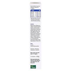 TAXOFIT Magnesium 600 FORTE Depot Tabletten 30 Stück - Linke Seite