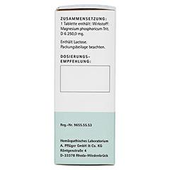 BIOCHEMIE Pflüger 7 Magnesium phosph.D 6 Tabletten 100 Stück N1 - Linke Seite