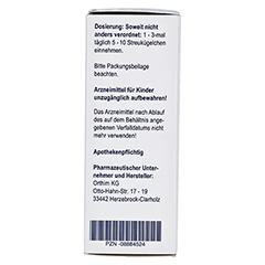 BIOCHEMIE Globuli 7 Magnesium phosphoric.D 12 15 Gramm N1 - Linke Seite