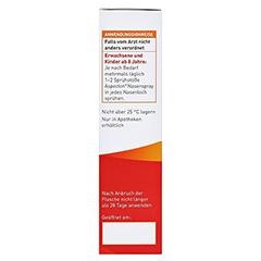 ASPECTON Nasenspray 30 Milliliter - Linke Seite