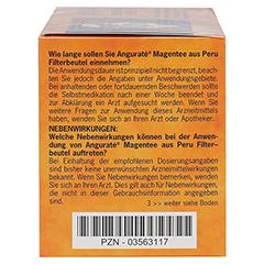 Angurate-Magentee aus Peru 25x1.5 Gramm - Linke Seite