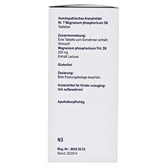 BIOCHEMIE Orthim 7 Magnesium phosphoricum D 6 Tab. 400 Stück N3 - Linke Seite