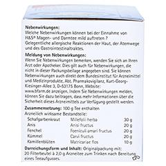 H&S Magen- und Darmtee mild 20 Stück - Linke Seite