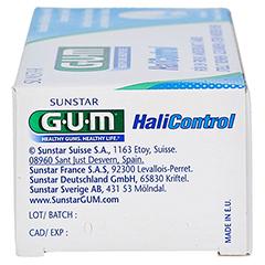 GUM HaliControl Zahngel 75 Milliliter - Linke Seite