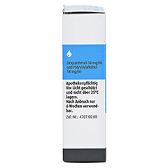 Siccaprotect 3x10 Milliliter N3 - Rechte Seite