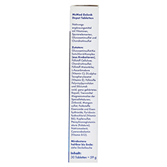MCMED Gelenk Depot Tabletten 30 Stück - Rechte Seite
