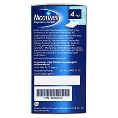 Nicotinell 4mg Cool Mint 96 Stück - Rechte Seite