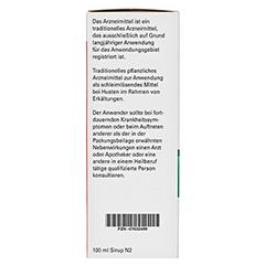 THYMIAN-ratiopharm Hustensaft 100 Milliliter N2 - Rechte Seite