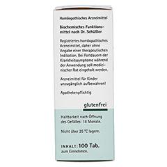 BIOCHEMIE Pflüger 7 Magnesium phosph.D 6 Tabletten 100 Stück N1 - Rechte Seite