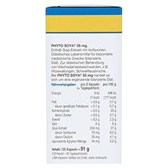 PHYTO SOYA 35 mg Kapseln 120 Stück - Rechte Seite