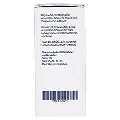BIOCHEMIE Orthim 11 Silicea D 12 Tabletten 400 Stück N3 - Rechte Seite