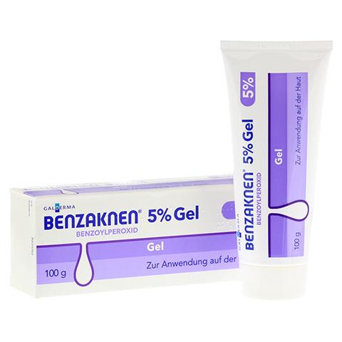 BENZAKNEN 5% Gel 100 Gramm N3