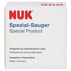 NUK Saugtrainer Gr.3 S 1 Stück - Rückseite